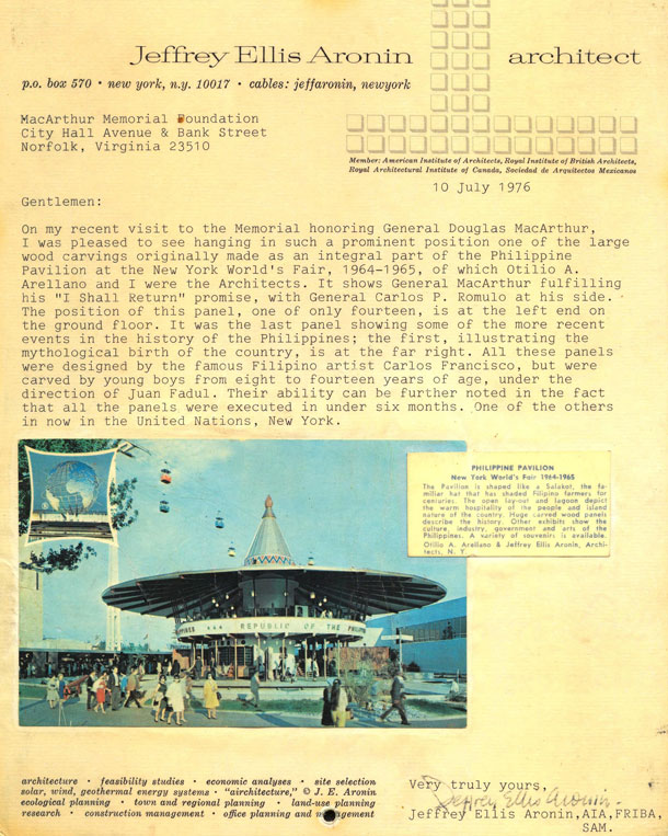 Worlds Fair Flyer