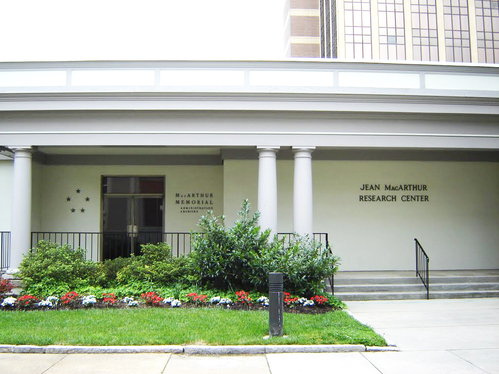 The Jean MacArthur Research Center