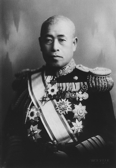 Isoroku Yamamoto, commander of the Imperial Japanese Navy's Combined Fleet