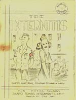 During the first year of internment the internees were allowed to publish journals and periodicals i