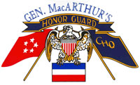 Honor Guard Crest