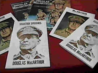 MacArthur Memorial Booklets