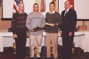 Awards to Cadet Command 2005