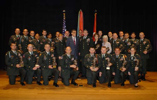 MacArthur Army Leadership Awards 2005
