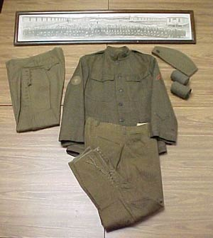 Cleckner Uniform and Panoramic